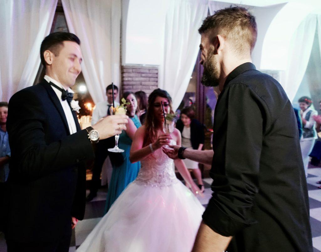open bar per ricevimenti matrimonio roma